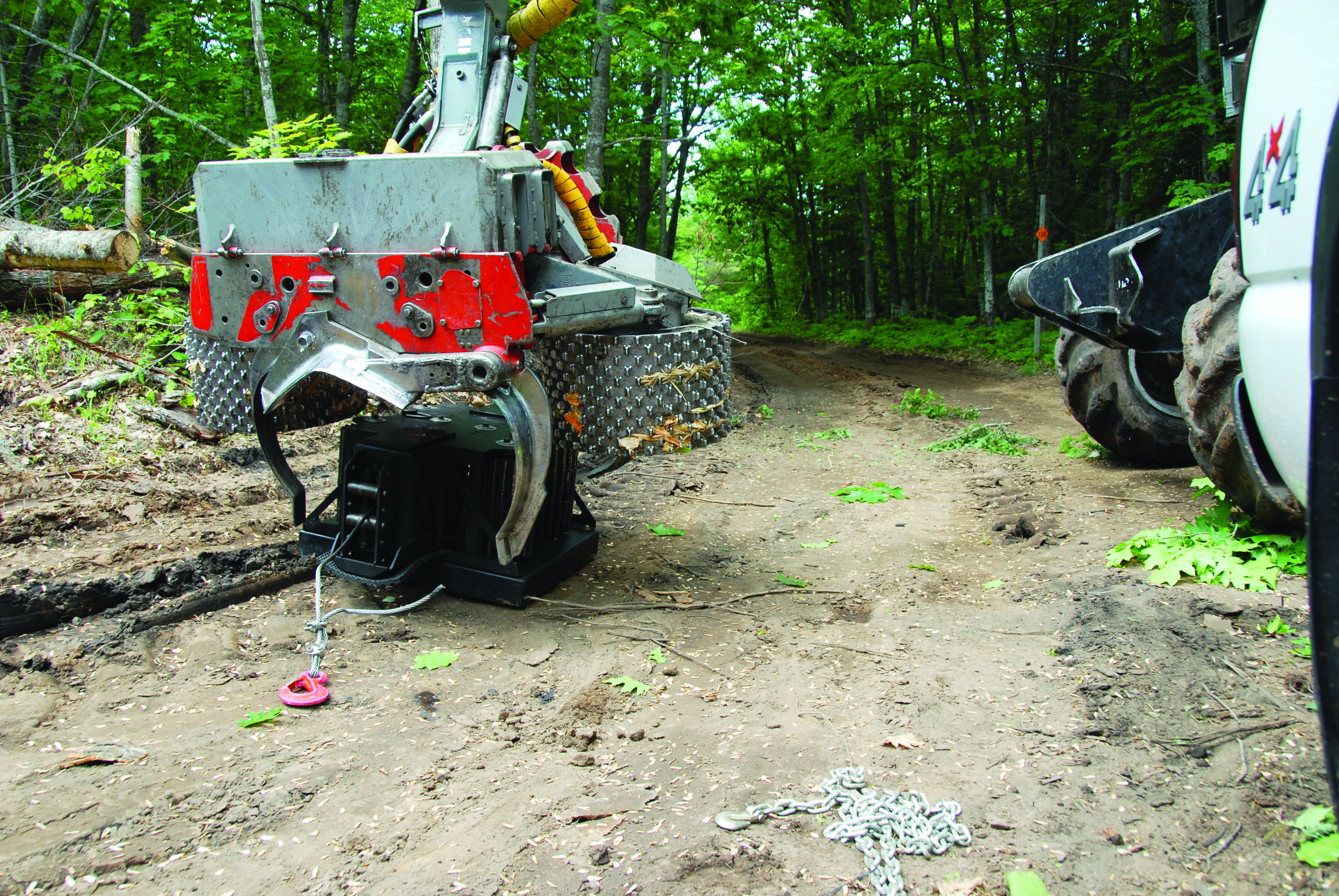 Forestry Winch | GS Engineering