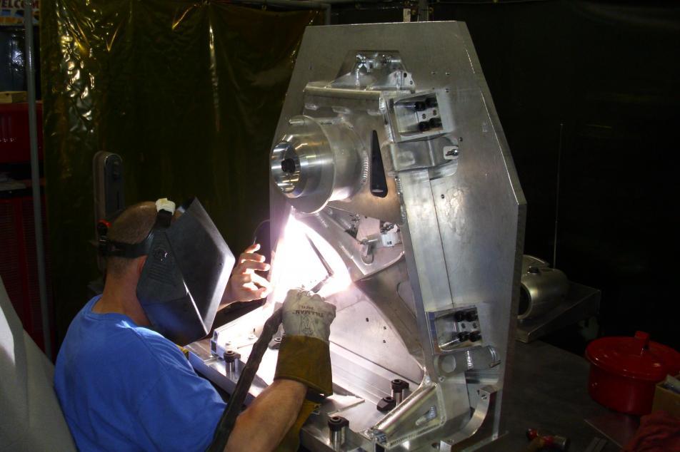 prototype weld inspection