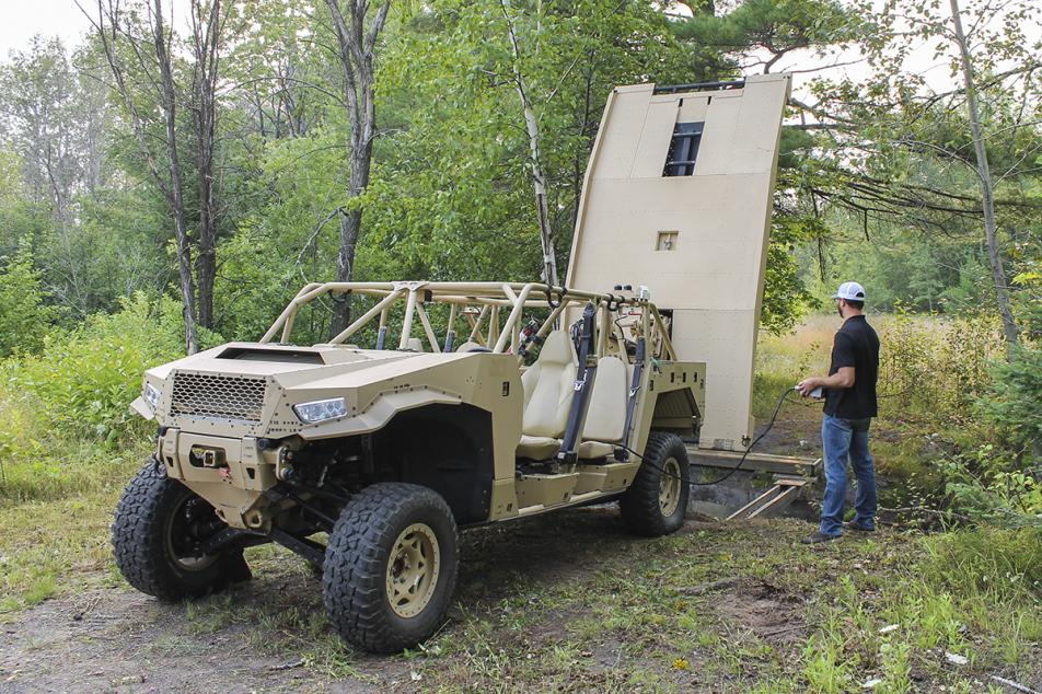 Ultralight Tactical Bridge Mid Deployment